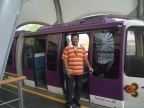Pramod in Mono rail singapore